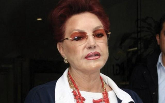 Murió la actriz  Sonia Infante - Foto de internet