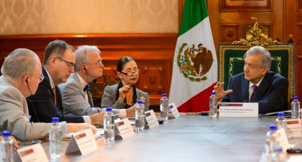 López Obrador dialoga sobre T-MEC con congresistas de EE.UU.. Noticias en tiempo real