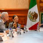 López Obrador dialoga sobre T-MEC con congresistas de EE.UU.