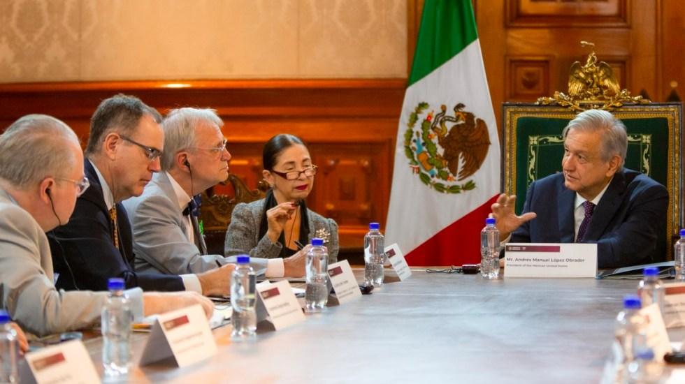 López Obrador dialoga sobre T-MEC con congresistas de EE.UU. - López Obrador