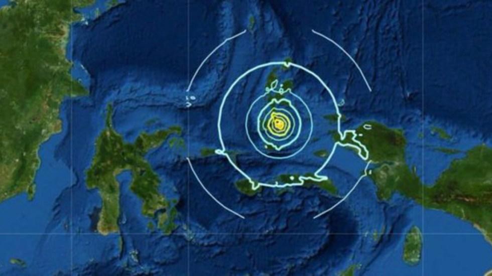 Sismo magnitud 7.3 sacude Indonesia - sismo terremoto indonesia