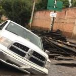 Severas inundaciones en Tlajomulco de Zúñiga, Jalisco