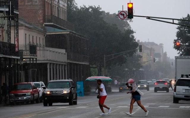 Luisiana enfrenta embate de Barry - tormenta barry