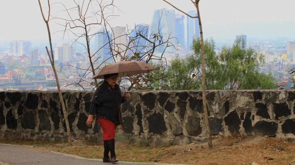 Alerta amarilla por tormentas se extiende a 13 alcaldías - Foto de Notimex