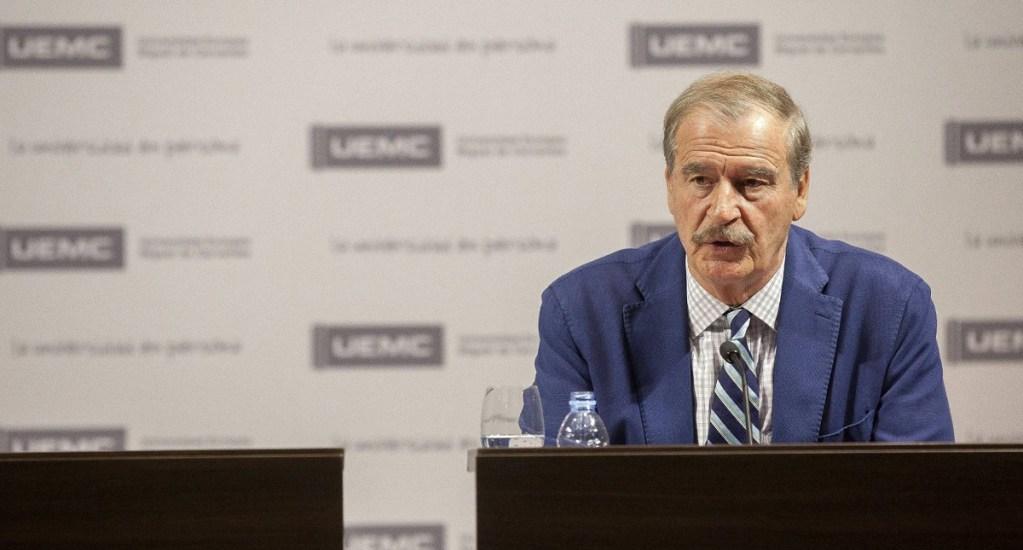 Murió Xavier Fox Quesada, hermano del expresidente Vicente Fox - Vicente Fox Quesada. Foto de EFE