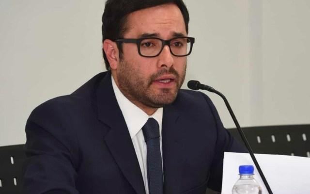 Cae integrante de banda de extorsión inmobiliaria en la Miguel Hidaldo - victor hugo romo