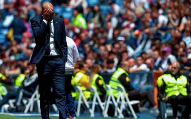 Zidane abandona la concentración del Real Madrid - Zidane concentración Real Madrid
