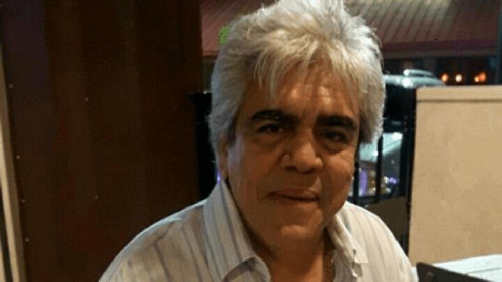Liberan al actor Jorge Reynoso tras pagar fianza - Actor Jorge Reynoso. Foto Facebook