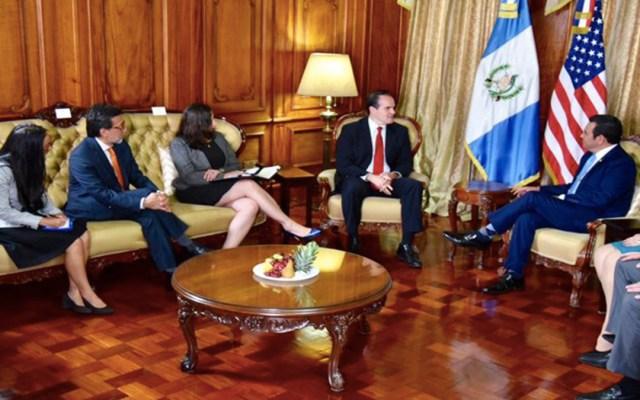 EE.UU. confía que acuerdo con Guatemala frene la migración irregular - acuerdo migratorio guatemala ee.uu.