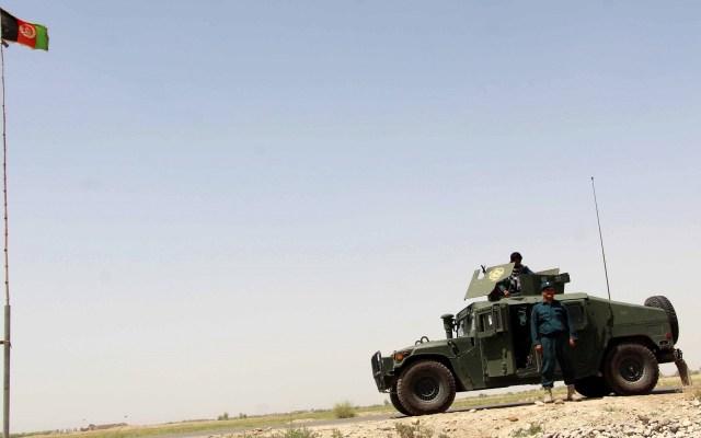 Fracasan conversaciones de paz entre Washington y Talibán - Afganistán. Foto de EFE