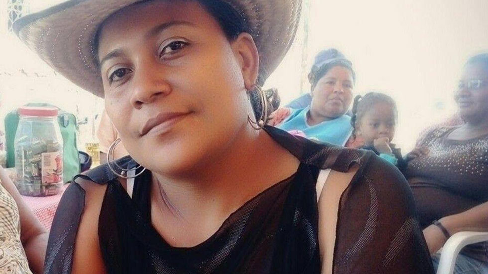 Alcaldesa Carmela Parral Santos. Foto de Imparcial Oaxaca