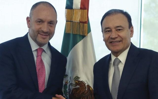Designan a Alejandro Robledo Carretero como nuevo subsecretario en SSPC - Foto de Twitter SSPC