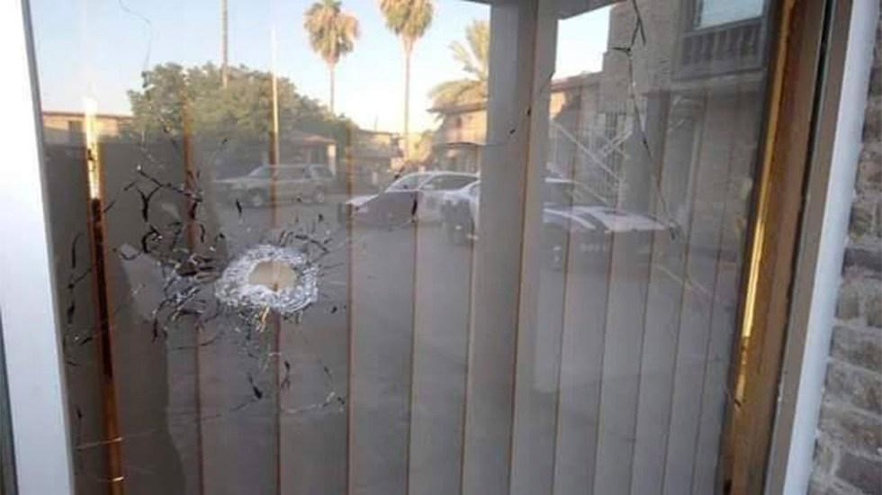 Atacan a policías estatales en hotel de Nuevo Laredo deja un agente muerto - Alias de ataque hotel policía estatal nuevo laredo