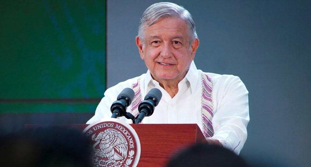 AMLO afirma tener recurso legal para desbloquear Santa Lucía y Dos Bocas - López Obrador