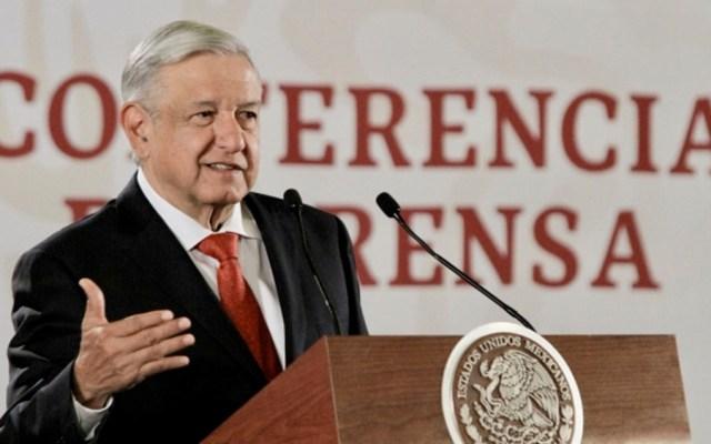 No son los cargos los que deben importar: AMLO sobre fractura de Morena en el Senado - Andrés Manuel López Obrador. Foto de Notimex