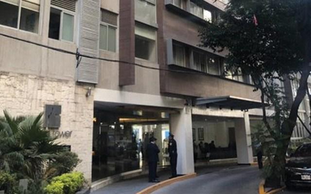Asesinan a mujer en departamento de Ampliación Granada - Miguel Hidalgo
