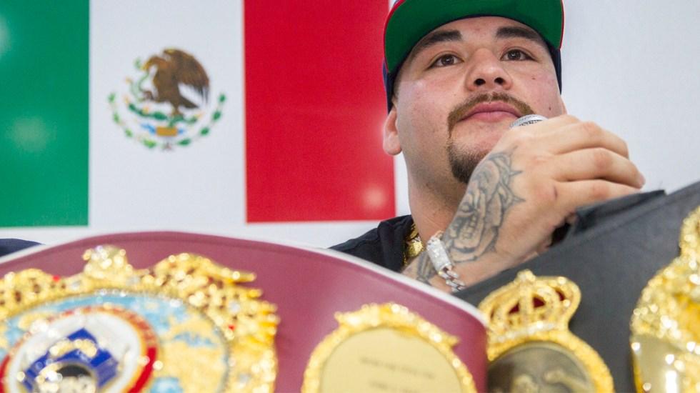 FIB otorga excepción a Andy Ruiz para defender cinturón contra Anthony Joshua - andy ruiz