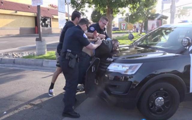 Al menos cuatro muertos en California por apuñalamientos - Foto de Los Angeles Times
