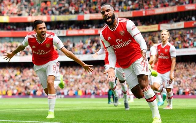 Arsenal vence al Burnley y se coloca a la cabeza de la Premier - arsenal burnley