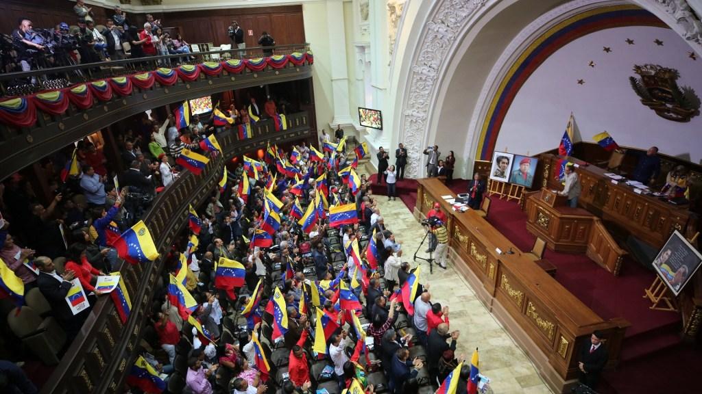 Juan Guaidó rechaza adelanto de comicios legislativos en Venezuela. Noticias en tiempo real