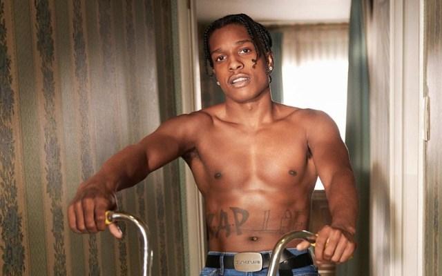 Declaran culpable al rapero A$AP Rocky por agresión - Foto de @asaprocky