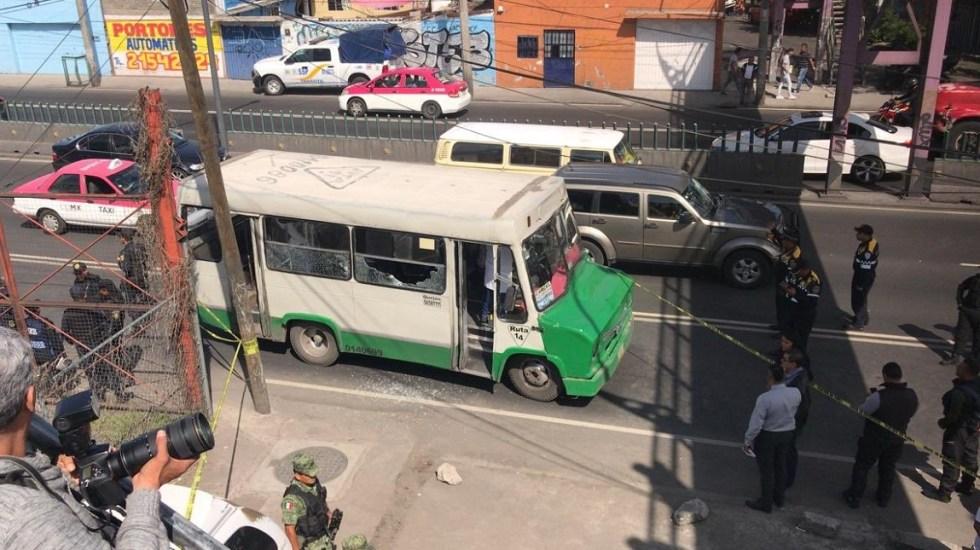 Asesinan a custodio en Periférico; presumen ataque directo - Asesinato de custodio del Reclusorio Oriente de la CDMX. Foto de @mendoza_janayna