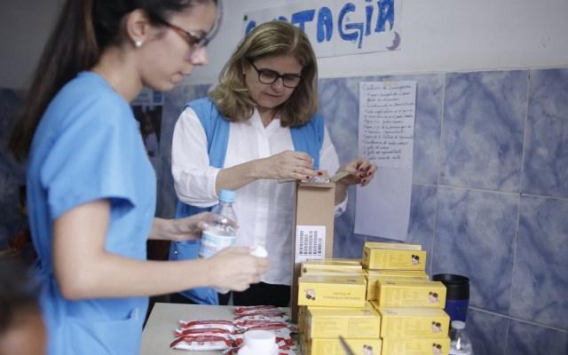 Unicef solicita 70 mdd para niños de Venezuela - Asistencia humanitaria para Venezuela. Foto de Unicef
