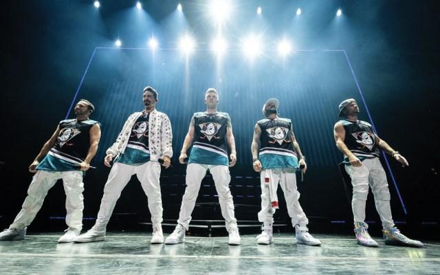 Backstreet Boys anuncian conciertos en México - Foto de Twitter Backstreet Boys