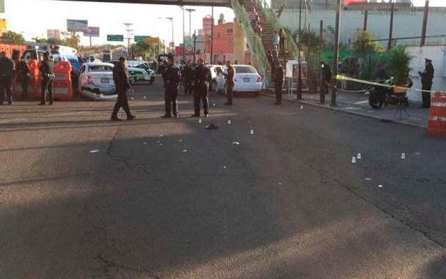 #Video Persecución y balacera deja tres heridos en la GAM - balacera gam