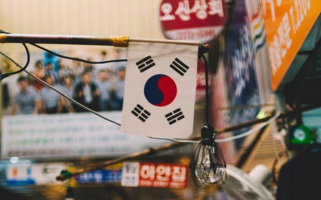 Surcorea eliminará a Japón como socio comercial 'de confianza' - Bandera de Corea del Sur. Foto de Bundo Kim / Unsplash
