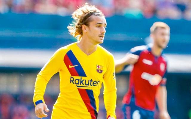 Osasuna le saca el empate al Barcelona - barcelona osasuna griezmann