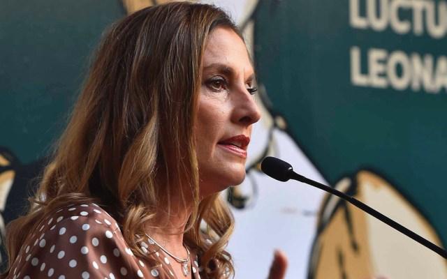 Beatriz Gutiérrez llama a paro nacional de mujeres, luego cambia de opinión - Beatriz Gutierrez Muller Corregidora