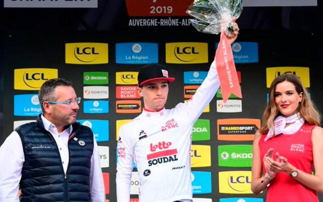 Muere el ciclista Bjorg Lambrecht tras caída en la Vuelta a Polonia - Bjorg Lambrecht
