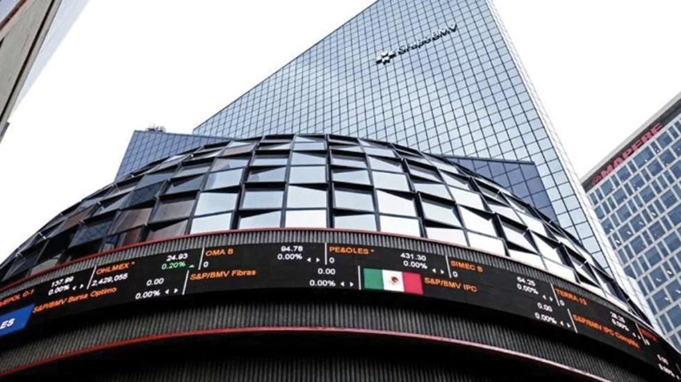 Bolsa Mexicana de Valores registra ligera caída del 0.12 por ciento - BMV