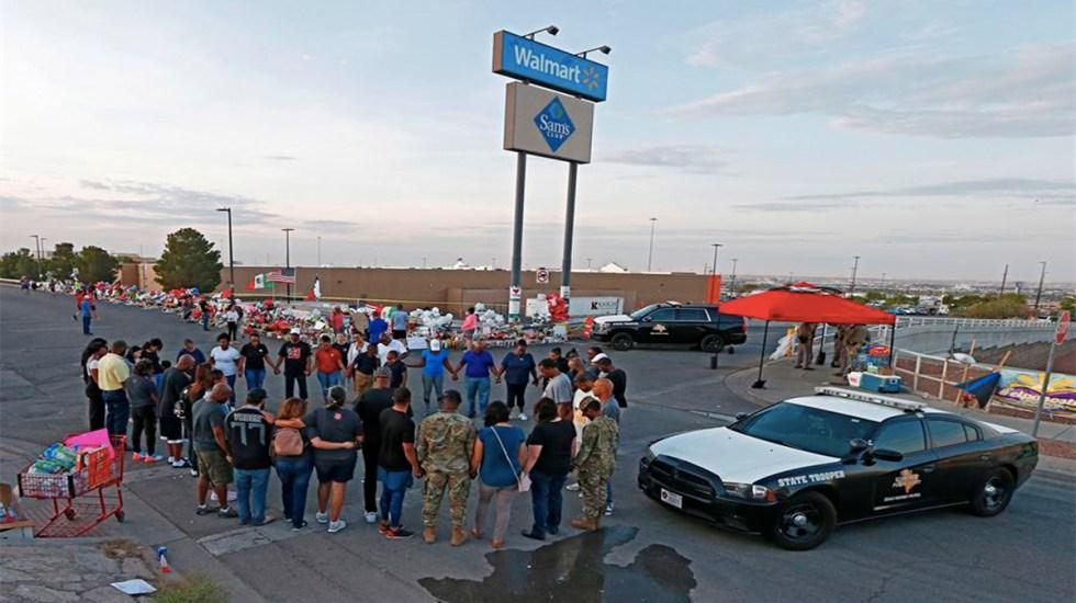 Mexicanos demandan a Walmart tras ataque en El Paso, Texas - remodelación walmart el paso reapertura