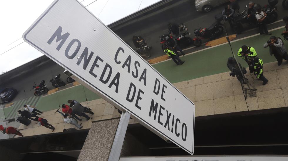 Sheinbaum pide investigar a operadores de cámaras de la CDMX por asalto a Casa de Moneda - casa de moneda