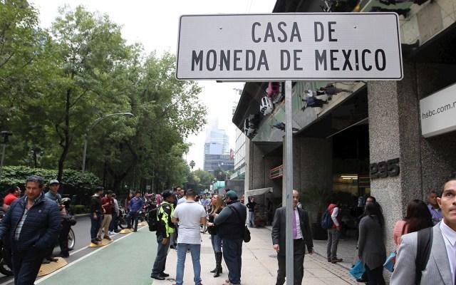 Detienen a cuarto presunto asaltante de la Casa de Moneda - Casa de Moneda de México en la CDMX. Foto de EFE