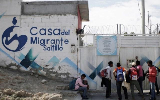 Casa del Migrante Saltillo denuncia muerte de venezolano - Casa del Migrante Saltillo