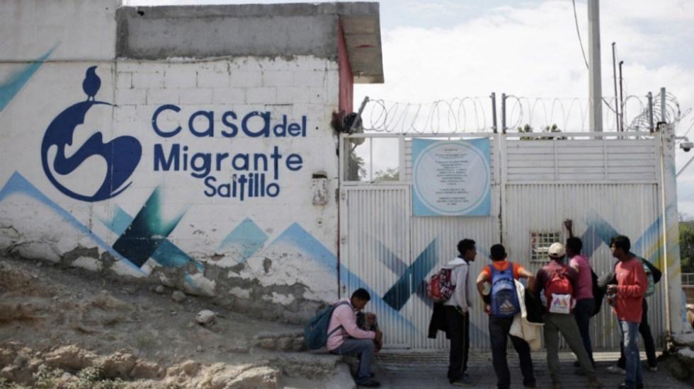 Trasladarán a Honduras cuerpo de migrante muerto en Saltillo - Casa del Migrante Saltillo