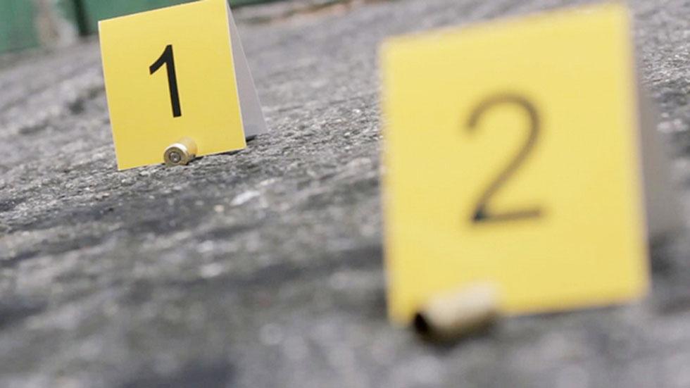 Asesinan en Guanajuato a candidato a regidor y a delegado del PRD - Casquillos percutidos