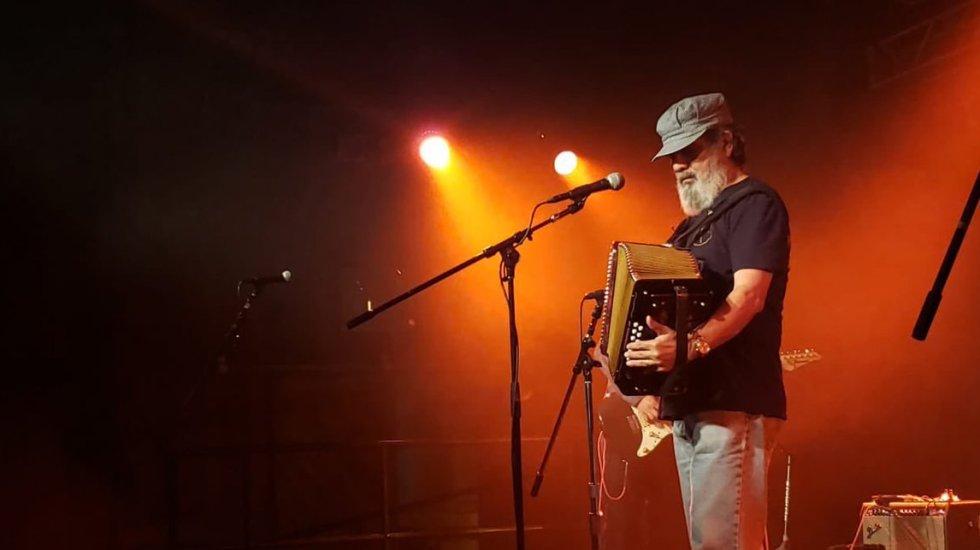 Celso Piña: sus mejores canciones - Celso Piña en concierto el pasado 27 de junio. Foto de @CelsoOficial