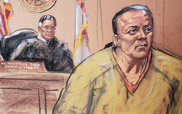 Dan 20 años de cárcel al hombre que mandó paquetes bomba a demócratas - Cesar Sayoc tribunal Estados Unidos
