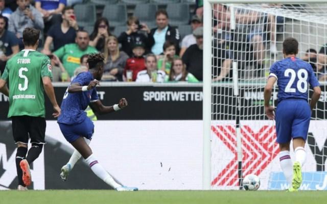 Chelsea rescata empate ante Borussia Mönchengladbach - Foto de @ChelseaFC_Sp