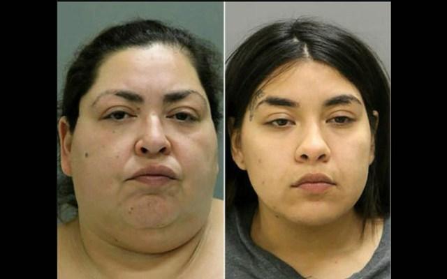 Presentan cargos a acusadas de arrancar bebé de vientre de joven en Chicago - Chicago bebé acusadas figueroa
