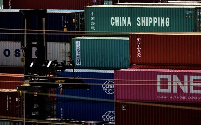 Trump aumentará aranceles a productos de China - China comercio aranceles arancel Estados Unidos