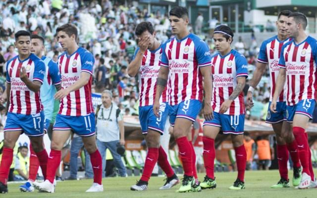 Chivas deja de ser el equipo más valioso del futbol mexicano - Foto de Mexsport