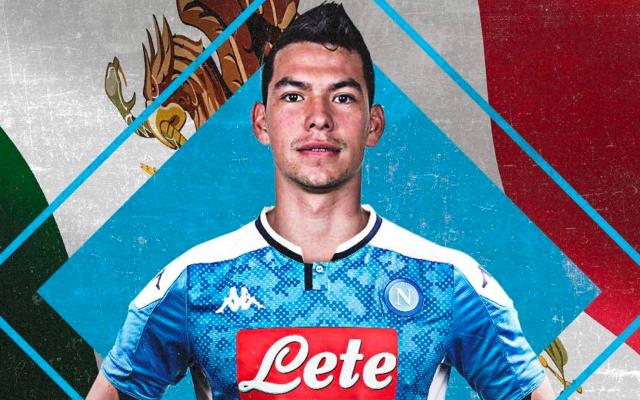 Oficial: 'Chucky' Lozano, nuevo jugador del Napoli - Chucky Lozano