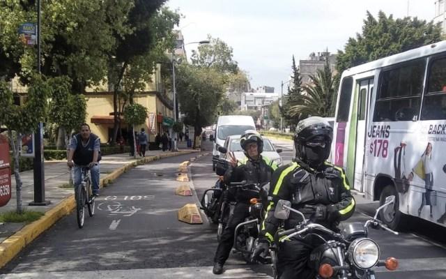 Lanza licitación para ciclovía en Tláhuac - Foto de @DCDIC_CDMX