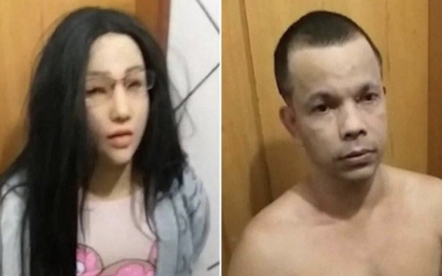 Hallan muerto a narco que intentó huir de cárcel de Brasil vestido de mujer - Foto de captura de pantalla