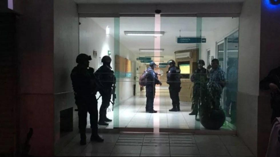 Sicario revela cómo fue reclutado por el crimen organizado - Clínica Culiacán ataque armado
